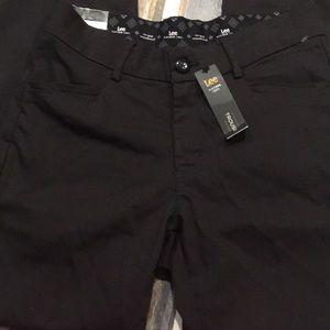 Lee Platinum Label Regular Fit Trouser Mid Rise